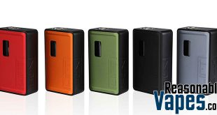 Innokin LiftBox Bastion Mechanical Box Mod