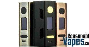 CoilArt Mage 217 Box Mod