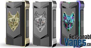 Sigelei Snowwolf Mfeng Box Mod