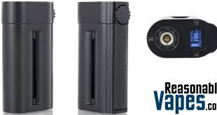 Squid Industries TAC-21 Box Mod