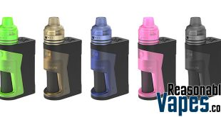Vandy Vape Simple EX Squonk Mod Kit