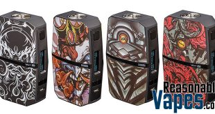 Votech VIA 240W Box Mod