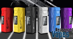 Dovpo Punisher 90W Box Mod
