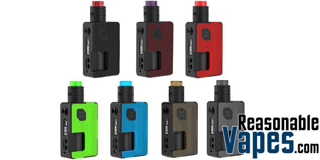 Vandy Vape Pulse X Squonk Mod Kit