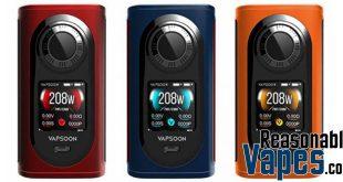 Laisimo Vapsoon Spin 208W Box Mod